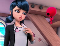 Miraculous, les aventures de Ladybug et Chat Noir : Lady Bug et Chat Noir