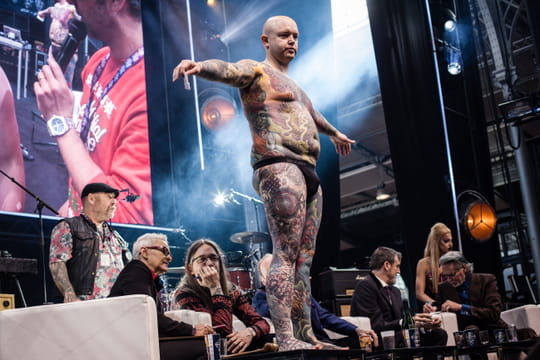 Mondial du tatouage2019: Decouflé, Ultra Vomit, les immanquables