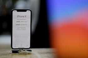 Bon plan iPhone X: le smartphone d'Apple à seulement 326euros