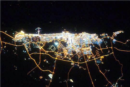 Dubaï nocturne