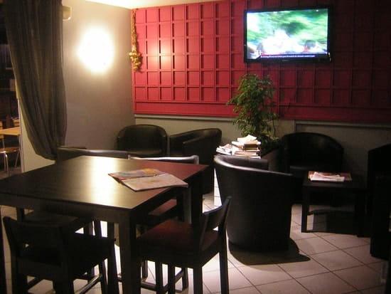 Brasserie de la Mairie  - Coin lounge -