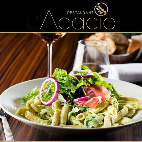 Plat : L'Acacia  - Pennes -   © L'Acacia