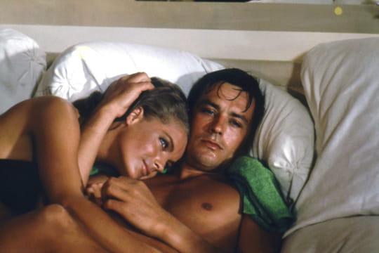 La Piscine: synopsis, Alain Delon et Romy Schneider, streaming...
