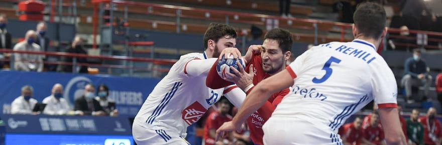 Handball. France - Norvège: les Bleus renversent la Norvège, le résumé du match