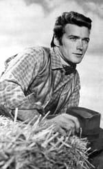 Clint Eastwood jeune