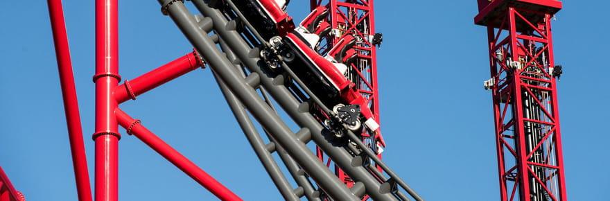 Ferrari Land: le nouveau parc d'attractions en images