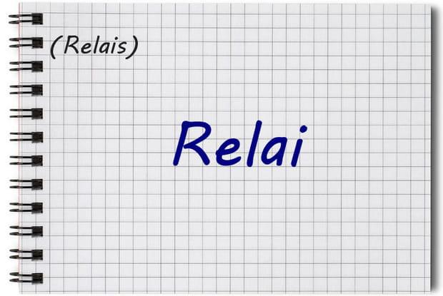 """""""Relai"""" prend le relais"""