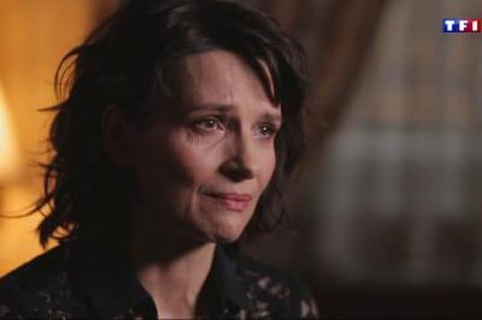 Juliette Binoche: en larmes en évoquant Charlie Hebdo [VIDEO]