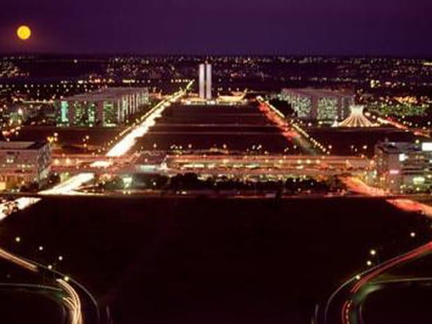 Brasilia, la mégapole moderne du Brésil