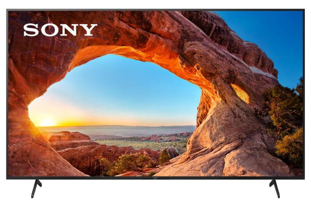 La technologie Triluminos: Sony Bravia X85J