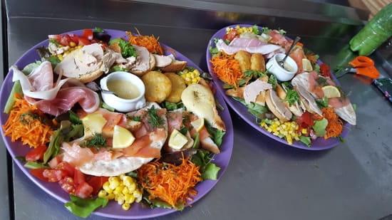 Le Savane Café  - Salade -