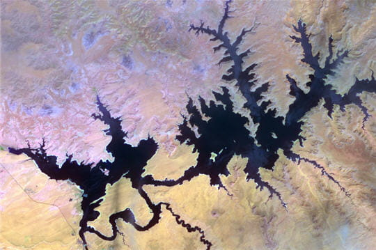 Barrage Glen Canyon Dam