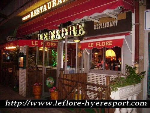 Le flore restaurant m diterran en hy res avec linternaute - Restaurant le marais hyeres ...