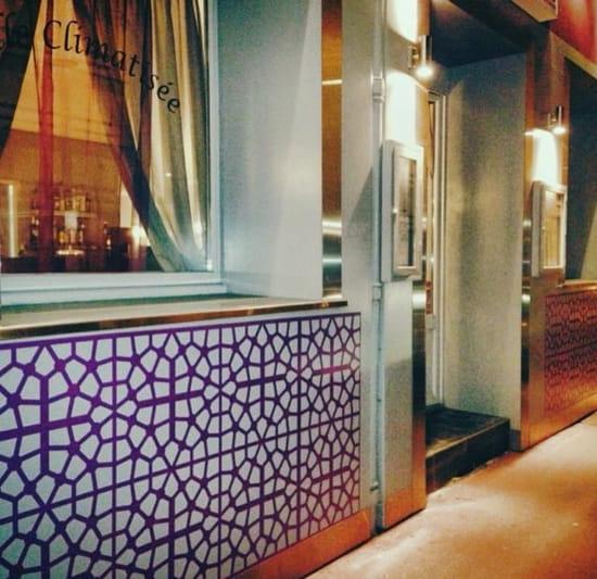 Restaurant : Les Saveurs d'Orient