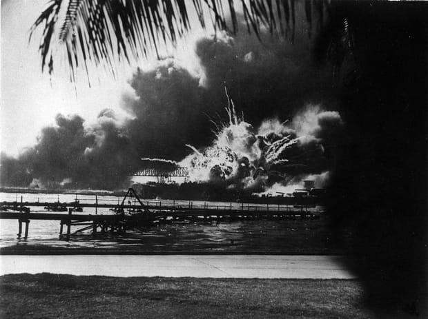 Retour sur Pearl Harbor, un carnage en quelques heures