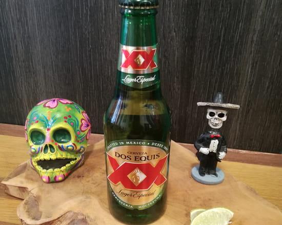 Boisson : Tex A Way  - Dos Equis - Bière blonde mexicaine -   © #TEXAWAYOFLIFE
