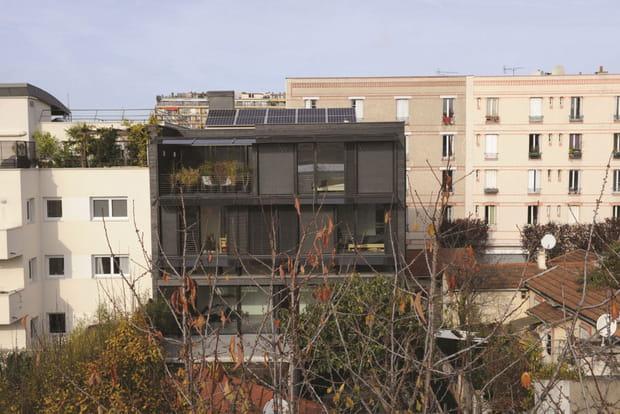 Maison Gaïta à Issy-les-Moulineaux (92)