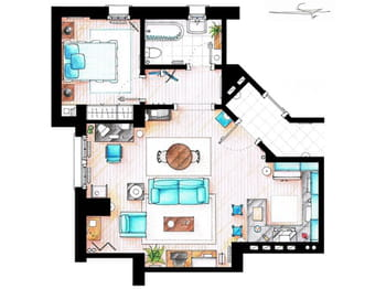 L 39 appartement de jerry seinfeld - Lappartement high tech high end varsovie ...