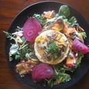 Un Tablier pour Deux  - assiette végétarienne -   © un tablier pour deux