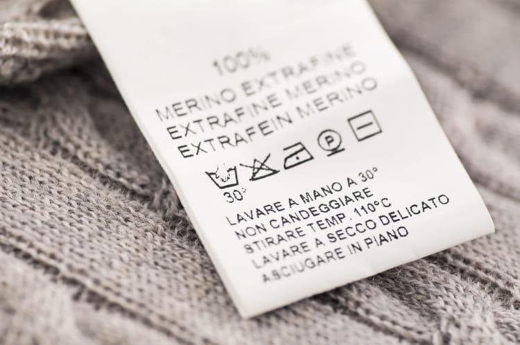 Connu Connaître les symboles des étiquettes des vêtements CI12