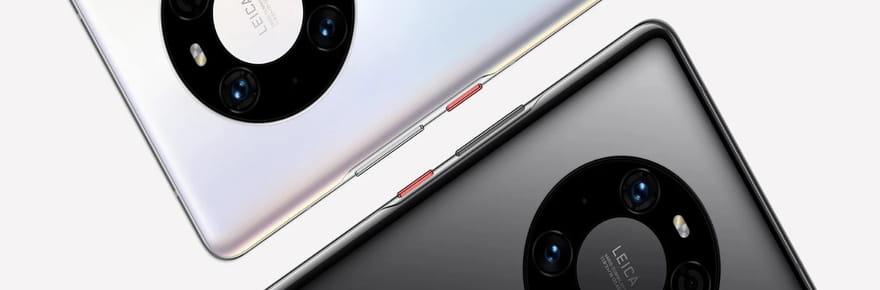 Huawei Mate 40Pro: faut-il craquer pour un smartphone sans les services Google?