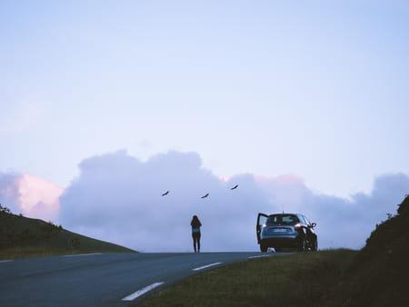 La Nouvelle Renault Zoé - Route du Pays-Basque
