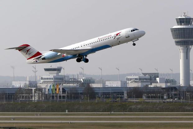 N°2ex-aequo: Austrian Airways