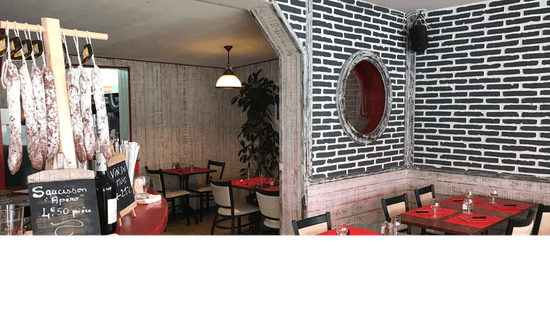 Restaurant : Le Pélican  - Le Pélican -   © le pélican