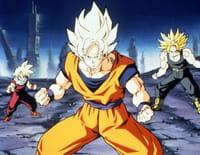 Dragon Ball Z : Sangoku est à l'abri