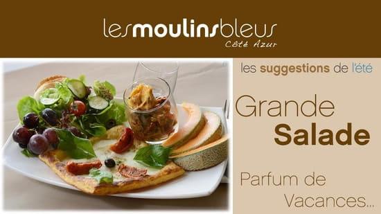 Les Moulins Bleus Restaurant Provencal A Chenove Avec Linternaute