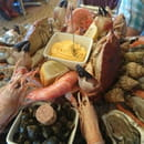 Plat : La Dégustation du Lac  - Fruits de mer  -