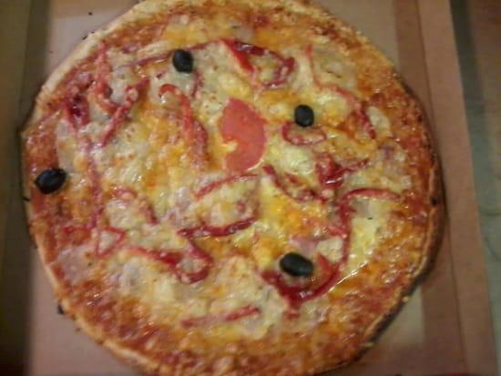 Pizzeria la Forge  - Pizza Piperona -