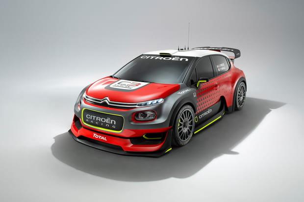 Citroën C3Concept WRC, tout près du modèle final