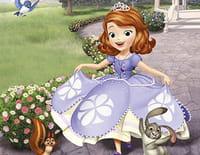 Princesse Sofia : Le danseur sur glace