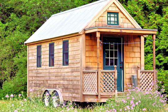 Tiny house: législation France, prix, plans…