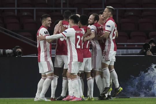 Ajax - Lille: le Losc battu et éliminé, le résumé du match en vidéo