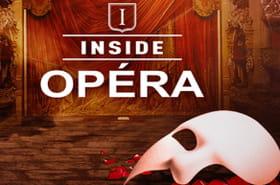 Opéra Garnier: Inside Opéra, le premier escape game au sein du Palais