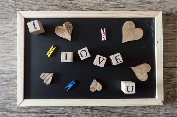 Texte mignon d'amour