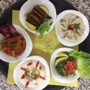 Dessert : Les Deux Palais  - Le Cèdre-restaurant libanais à Nice -