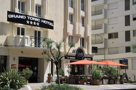 LMB Biarritz  - Le Grand Tonic Hotel -   © TonicHotel