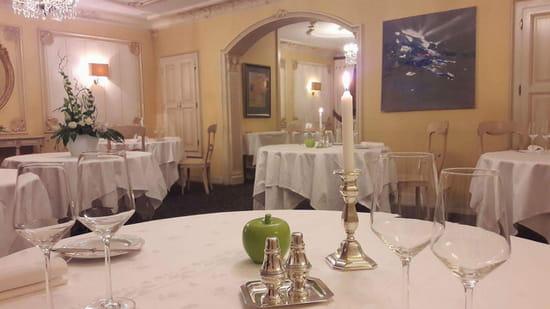 Restaurant : La Pommeraie  - Salle de La Pommeraie -   © oui