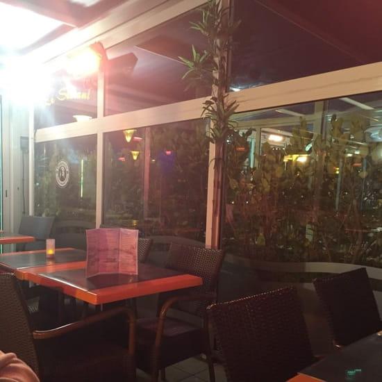 Restaurant : Le Sextant  - Terrasse chauffée  -