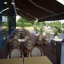 Case canella  - salle et terrasse -