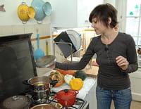 Pique-assiette invite les chefs : Episode 6 : La rhubarbe de l'entrée au dessert