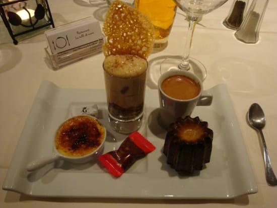 La Table de Marie  - Café gourmand -