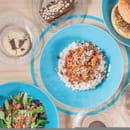 Plat : Inlove2food  - Repas complet -   © Inlove2food