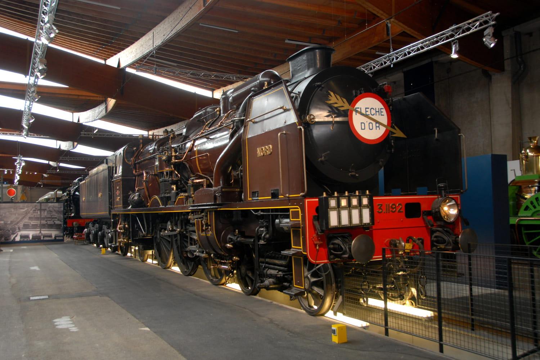 Cité du Train: préparer votre visite, tarif, horaires, adresse