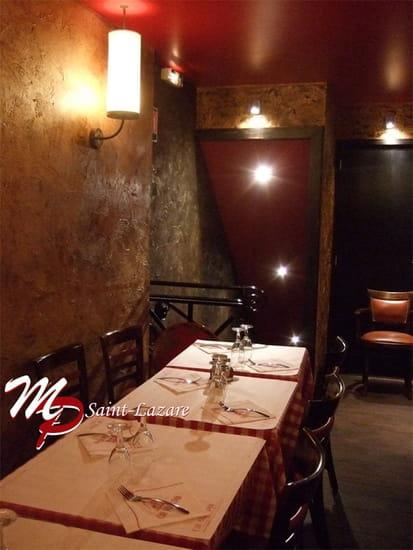 Café Marco Polo  - Salle 1er étage restaurant -   © kor dzin