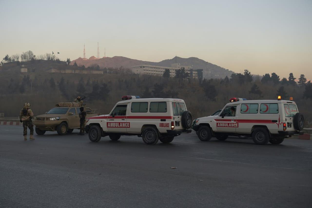 Afghanistan: au moins 25morts dans un attentat-suicide à Kaboul