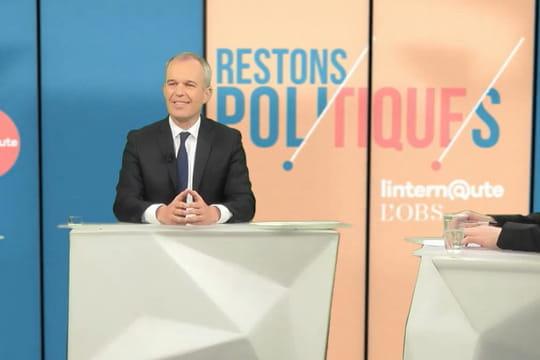 """François de Rugy invité de """"Restons poli(tique)s"""": l'intégralité de l'émission"""